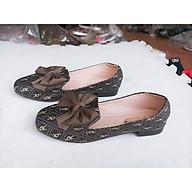 giày búp bê nữ mũi vuông siêu xinh thumbnail