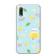 Ốp lưng dẻo cho điện thoại Vsmart Star - 0255 BANANA02 - Hàng Chính Hãng thumbnail