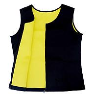 Áo sinh nhiệt tan mỡ, thấm hút mồ hôi, áo được thiết kế rộng rãi không ôm sát gây khó chịu, thúc đẫy sinh nhiệt tan mỡ thumbnail
