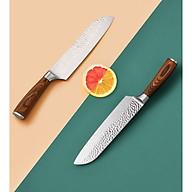 Dao Thái Thịt Inox - 34cm Lưỡi 21.5cm, 236g thumbnail
