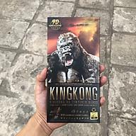 Kính Cường Lực KingKong 9D Full Màn Trong Suốt Dành Cho iPhone X, XR, XS, XS Max, iPhone 11, 11Pro, 11Pro Max, - Hộp Sắt Cao Cấp - Hàng Chính Hãng thumbnail