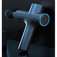 Relaxation Mini Pisen - Súng massage cầm tay cơ mini Black _ Hàng chính hãng thumbnail