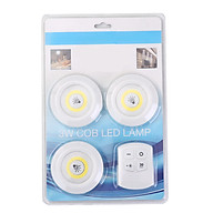 Bộ 3 Đèn LED Điều Khiển Từ Xa SHP-COB1 thumbnail