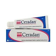 Ceradan cream 30g- liệu pháp cho Da chàm, viêm da cơ địa thumbnail