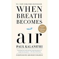 When Breath Becomes Air - (Mass Market) thumbnail