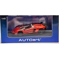 Xe Mô Hình Lamborghini Aventador J 1 43 Autoart - 54651aa2 (Đỏ) thumbnail