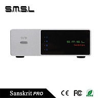Bộ Giải Mã Âm Thanh SMSL Sanskrit-PRO DAC Digital to Analog Converter Support 32bit 384KHz DSD512 Decoding USB Optical Coaxial Input - Hàng Chính Hãng thumbnail