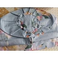 Vỏ Gối Ôm - Vỏ Gối Nằm RHANCO 100% cotton Sợi Bông Hàn Quốc , Kích Thước 25x100 Dây Khóa Kéo Bít Đầu Tiện Lợi thumbnail