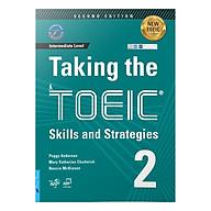 Taking The TOEIC - Skills and Strategies 2 (tặng 1MP3) thumbnail