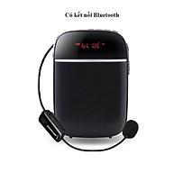 Máy trợ giảng không dây Aporo T2 UHF có kết nối Bluetooth có Ghi ÂM REC thumbnail