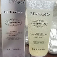 Sữa rửa mặt Bergamo Brightening Foaming Cleanser (150ml) thumbnail