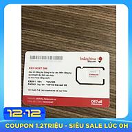 Sim 4G MAY V77 (Vinaphone-Itelecom) gói cước 90GB tháng tốc độ cao Hàng chính hãng thumbnail