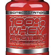 100% WHEY PROTEIN PROFESSIONAL 920G CHOCOLATE HAZELNUT thumbnail