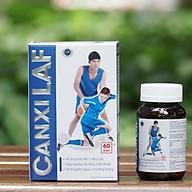 Viên uống hỗ trợ tăng chiều cao từ Tảo Biển Nhật Bản, bổ sung Canxi và Vitamin D3 giảm nguy cơ loãng xương Canxi Laf (60 viên hộp) thumbnail