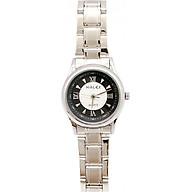 Đồng hồ Nữ Halei - HL489 Dây trắng thumbnail