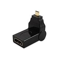 Đầu Đổi HDMI (L) To Micro HDMI (K) Unitek (Y-A 010) - HÀNG CHÍNH HÃNG thumbnail