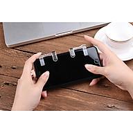 Nút Bấm Chơi Game PUBG ROS - Chất Liệu Plastic Nút Cảm Ứng Mới Dòng Nút Bấm O Dog Cơ Màu Trong Suốt Khóa Sắt thumbnail