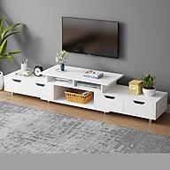 Kệ TiVi bằng gỗ - Lắp ghép hiện đại thumbnail