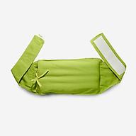 Túi chườm Lưng Hông - Gối chườm nóng thảo mộc dùng lò vi sóng làm nóng, giúp giảm đau lưng hông do thoái hóa, thoát vị đĩa đệm, căng cứng cơ, ngồi lâu ở một tư thế - Hapaku thumbnail