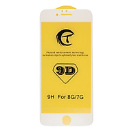 Kính Cường Lực 9D Cho iPhone 7 7S 8 8S - Hàng Chính Hãng thumbnail