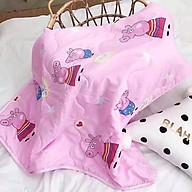 Chăn đắp hè thu cho bé ,chăn đắp siêu mềm mịn cho bé trai bé gái (chăn đũi) 20 mẫu thumbnail