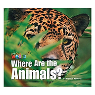 Our World Readers Where Are the Animals thumbnail