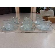 Bộ tách uống trà, cafe hoa lan_6 thumbnail