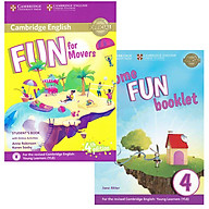 Fun for Movers SB w Home Fun & Online Activities thumbnail