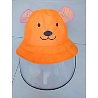 Mũ chống nước bọt và dịch Virus cho trẻ em thumbnail
