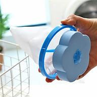 Phao Lọc Cặn Máy Giặt, Túi Lưới Lọc Rác Máy Giặt Thông Minh Hiệu Quả thumbnail