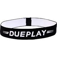 Băng đô thể thao chữ DUEPLAY - Màu Đen thumbnail