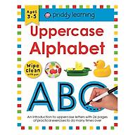 Wipe Clean Workbook Uppercase Alpha thumbnail
