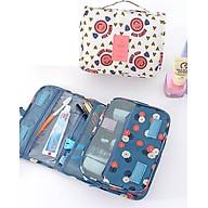 Túi đựng mỹ phẩm, đồ du lịch cá nhân thumbnail