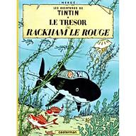 Truyện tranh Pháp - Tintin - T12 - Le Tresor De Rackham Le Rouge thumbnail