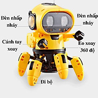 ĐỒ CHƠI ROBOT KHIÊU VŨ 6 CHÂN ĐÁNG YÊU thumbnail