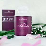 Thực phẩm bảo vệ sức khỏe ZLove - se khít tức thì, tăng nội tiết tố cho phụ nữ - liệu trình 3 hộp thumbnail