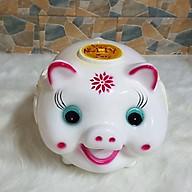 Lợn đất Tiết Kiệm Vạn Sự Như Ý to như nồi cơm điện dáng dài thumbnail