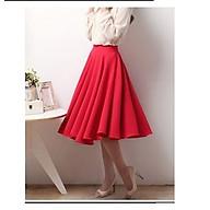 Áo dài lụa đỏ in LOVE - AD 19 thumbnail