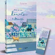 Nhật Ký Của Konatsu & Mugi (Tặng Kèm 1 Bookmark) thumbnail