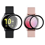 Miếng Dán Dẻo 3D cho Galaxy Watch Actice 2 40mm 44mm (Bộ 2 Miếng) thumbnail