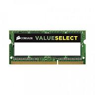 Ram laptop Corsair Value Select DDR3L 4GB (1x4GB) Bus 1600Mhz SODIMM 1.35v CMSO4GX3M1C1600C11 - Hàng Chính Hãng thumbnail
