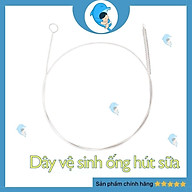Cọ Vệ Sinh Dây Hút, Ống Hơi Máy Hút Sữa Chiều Dài Gần 1m Dùng Cho Tất Cả Các Loại Dây Máy Hút Sữa thumbnail