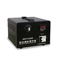 Bộ Điều Chỉnh Điện Áp SDTY-200P 20KW 200A thumbnail