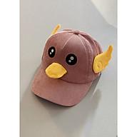 Nón, mũ cho bé kiểu chú vịt đáng yêu thumbnail