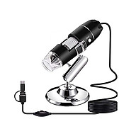 Bộ Kính Hiển Vi Kỹ Thuật Số Digital Microscope 1000X Hỗ Trợ Kết Nối OTG Với Điện Thoại Android Cao Cấp AZONE thumbnail