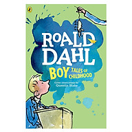Boy Tales of Childhood (Roald Dahl, Cover Illustrations by Quentin Blake) thumbnail