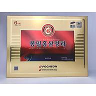 Sâm củ tẩm mật ong Pocheon Hàn Quốc 8 củ hộp thumbnail