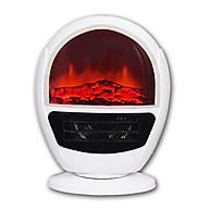 Máy sưởi ấm kèm màn hình 3D GH-906 làm ấm và thổi gió 1500W để bàn sang trọng thumbnail