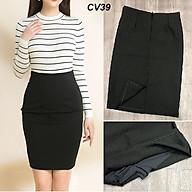 Chân váy ôm công sở có quần liền trong CV39 thumbnail