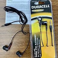 Tai Nghe Nhét Tai Duracell Stereo Headset - Hàng Nhập Khẩu thumbnail